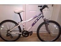 girls mongoose bike age 9-12