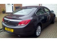 TOTALLY IMMACULATE INSIGNIA ELITE ONLY 38400 MILES WITH PRIVATE PLATE NEEDS TO BE SEEN LOOKS NEW