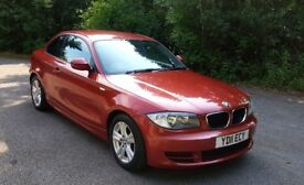 BMW 1 SERIES 2.0 118d ES COUPE 2011. 11 REG. FULL SERVICE HISTORY. STUNNING CONDITION !