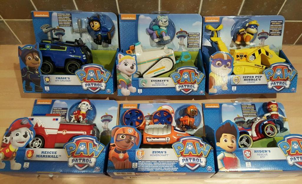 Paw Patrol basic vehicles various characters available  : 86 from www.gumtree.com size 1024 x 624 jpeg 129kB