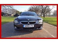 BMW 6 Series 3.0 635d Sport Auto 2dr -- 2010 -- Auto-- Leather-- SatNav -- Hpi Clear -- Full Service