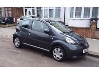 Lovely 2006 1.4 Diesel Toyota Aygo, 2 Owners, 2 Keys, 88k Miles Only, £20 Road Tax, Service History