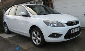 FORD FOCUS 1.6 ZETEC MOT,SERVICE HISTORY,NICE CLEAN CAR,BLUETOOTH,ALARM,CENTRAL LOCKING ETC ETC