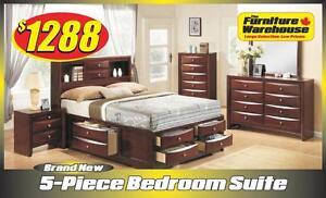 Bedroom Set Deal-Only $1288