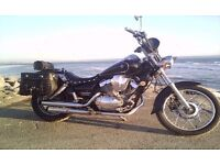 250cc motorcycle CRUISER