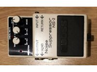 BOSS NS-2 Noise Suppressor pedal, great condition