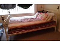 King size victorian bed