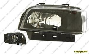 Fog Lamp Passenger Side High Quality Chevrolet Corvette 2005-2013