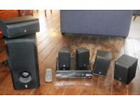 Yamaha VS-10 5.1 surround sound system - all you need!