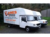 PAINES REMOVALS | Man & Van