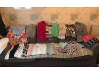Bundle girls clothes aged 7-8 and 8 years