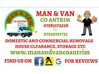 House and garage clearance
