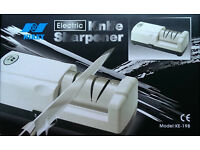KNIFE SHARPENER - ELECTRIC - NIREY KE-198