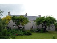 3/4 bedroomed detached house for sale in Kingston on Spey.