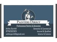 Professional Painter & Decorator (Painting & Decorating)