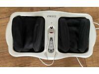 Homemedics leg and calf massage machine massager FC-100 with remote control