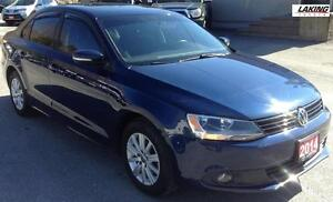 2014 Volkswagen Jetta Sedan COMFORTLINE MANUAL TRANSMISSION HEAT