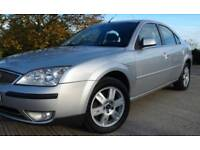 FORD MONDEO AUTOMATIC 2005 10 MONTHS MOT FULL SERVICE HISTORY