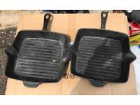 Cast Iron Pan (only 1 left)