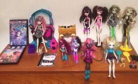 Monster High Bundle
