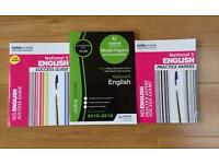 National 5 - Success Guide and SQA Model/Practice & Past papers - English