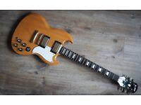 Epiphone Korina SG Made In The Unsung Factory Korea Gibson SG