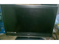 Sony 40 tv with built in freeview
