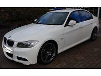 BMW 3 SERIES SPORT PLUS, 2012, 61 PLATE, £6500 POUND, BARGAIN!!!! LOW MILEAGE