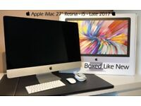 " Apple iMac 27"" Retina 5K 🖥 Intel i5 3.5Ghz ⚙️ 32 GB RAM 🗄 512Gb SSD 👾 4Gb Radeon 575"