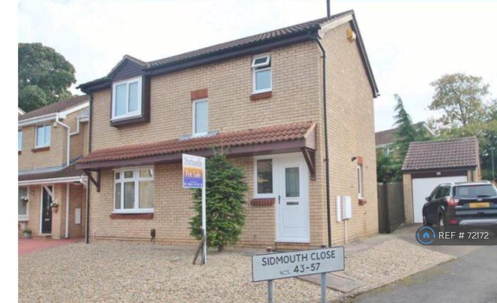 3 bedroom house in Sidmouth Close, Middlesbrough, TS8