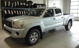 2006 Toyota Tacoma SR5* LOW KM* 6CYL* ONE OWNER*