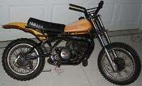 YZ50 only made one year 1980