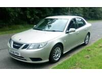 2008 Saab 9-3 1.9 Dt Automatic Airflow Full Mot full service history Superb drives Clean bodywork