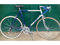 59cm Classic Raleigh Bicycle lightweight Large frame racing race road bike