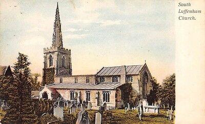 Rutland - SOUTH LUFFENHAM, Church.