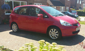 HONDA JAZZ 1.4DSi SE Ltd Ed(2007)12 MONTH MOT-Full S/History,15'' Alloys/Sunroof/Air Con-IMMACULATE!
