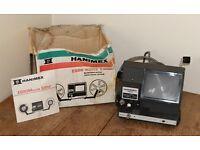 Hanimex E600 Film Editor - For Spares