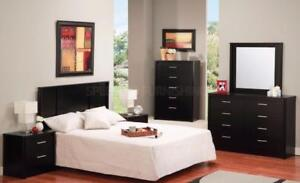 Black Friday Special! Canadian Made,Queen Bedroom Set on Clearance