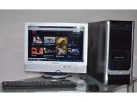 Refurbished- Desktop PC- in excellent condition!3 month Warranty