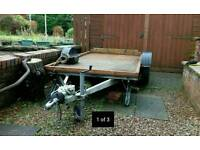 Quad bike Jet Ski light plant trailer for sale 8.5ft x 5ft