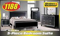 Bedroom Set Deal-Only $1188