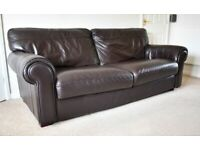 On offer, a three and two seat sofa