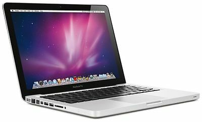 Apple MacBook Pro Core 2 Duo 24GHz 4GB RAM 250GB HD 13  MC374LLA
