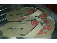 Men's Henri Lloyd flip flops