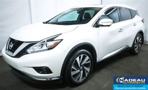 2015 Nissan Murano Platinum  AWD  TOIT OUVRANT  NAVIGATION