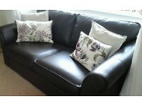 Marks & Spencer Abbey Leather Sofabed RRP £1500