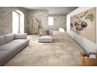 Dordogne French Limestone Ivoire Beige Porcelain Tiles 92x46.4cm - Price Per Square Metre