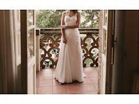 Allure Wedding Dress, Size 8