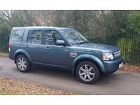 2012 (12) Land Rover Discovery 4 3.0 SDV6 GS 5DR 7 SEATER