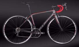KUOTA (Full Carbonfibre) High-Spec Road Bike.